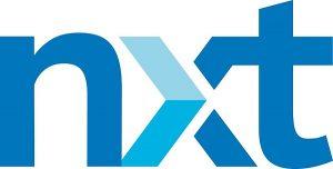 NXT Homes brand logo.