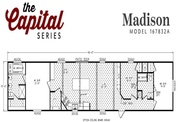 MADISON - Floor Plan
