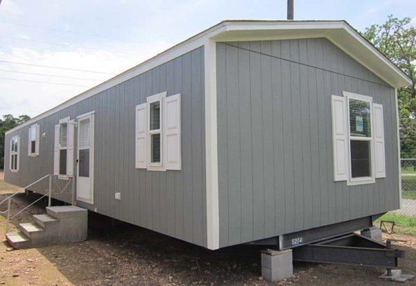 MAX - Mobile Home - Exterior