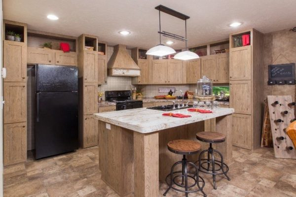 Highland Park - Mobile Home - Kitchen