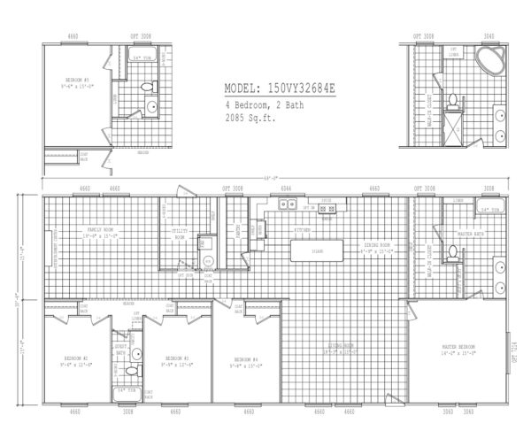 cavco value maxx premier floor plan