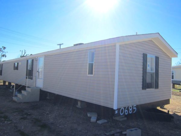 pre-owned cavco mobile home