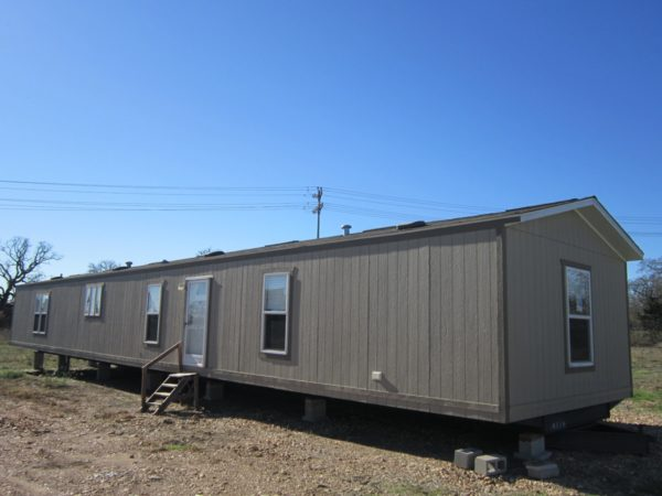 pre owned mobile home