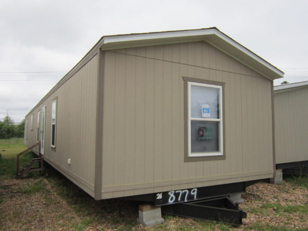 Used Clayton single wide mobile home