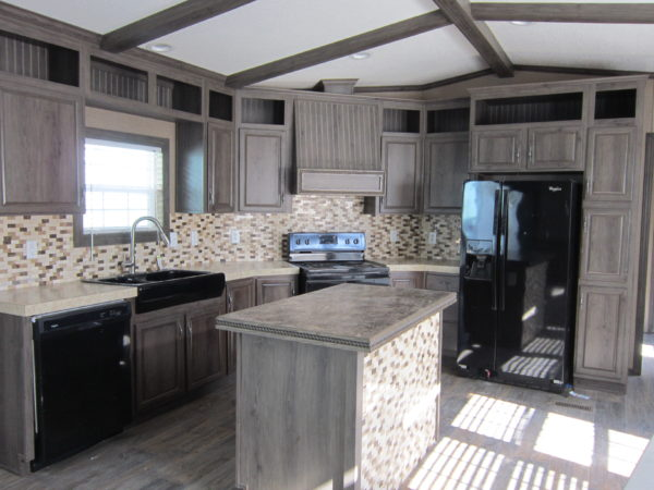 pre owned fleetwood mobile home