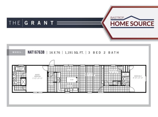 The Grant Mobile Home