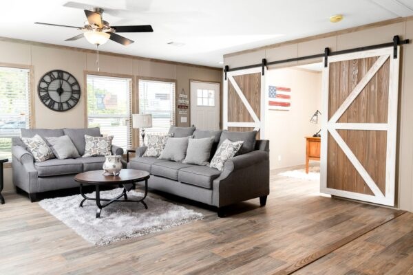 farmhouse Flex Doublewide Mobile Home