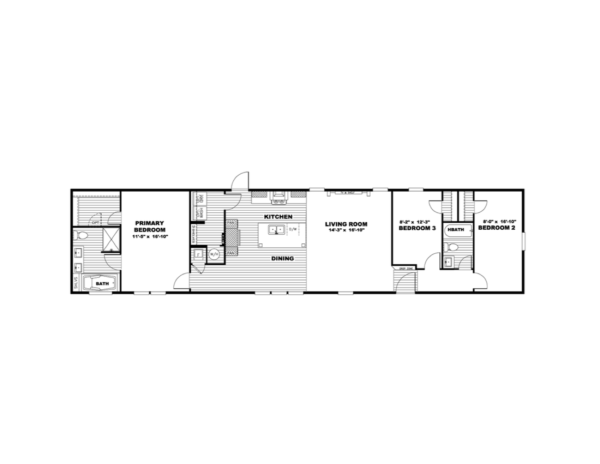 Revolution floorplan